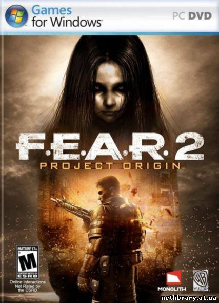 F.E.A.R. 2: Project Origin(2009/ENG/RUS/Repack/7.66 Gb)