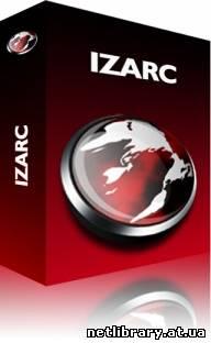 IZArc - мощный и бесплатный архиватор