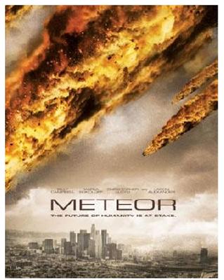Метеор: Остання година планети (1 Сезон) / Meteor: Path to Destruction (Season 1) (2009) укр дубляж онлайн