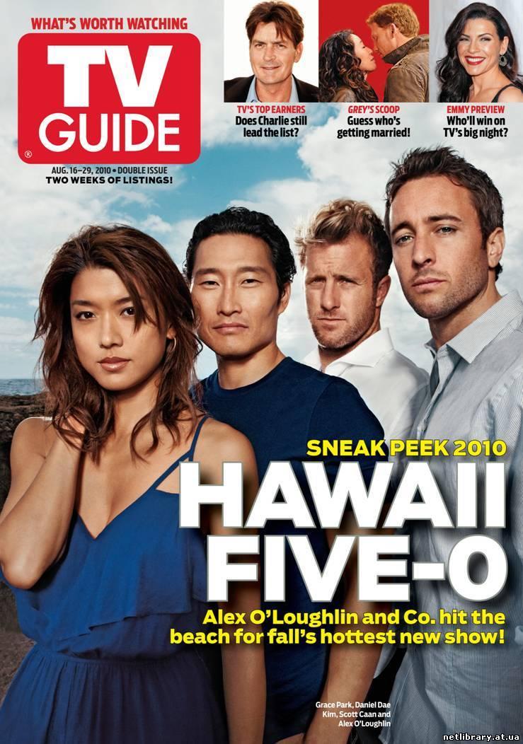 Поліція Гаваїв (1 Сезон) / Hawaii Five-0 (Season 1) (2010) укр дубляж онлайн
