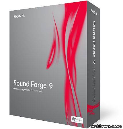 Sony Sound Forge 9.0c
