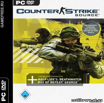 Counter - Strike: ПАРАНОЙЯ / Paranoia (2007) | ENG | RUS