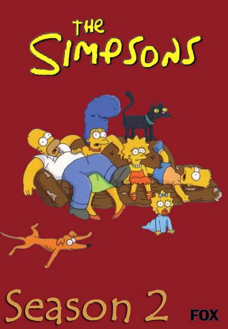 Сімпсони / The Simpsons (2 сезон) (1990)