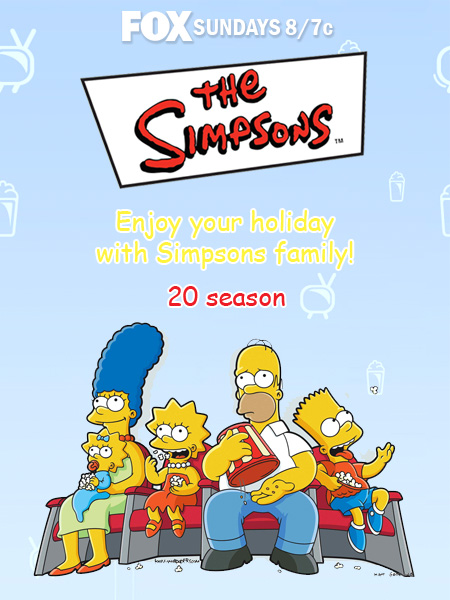 Сімпсони / The Simpsons (20 сезон) (2009)