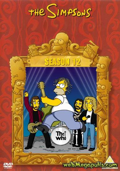 Сімпсони / The Simpsons (12 сезон) (2001)