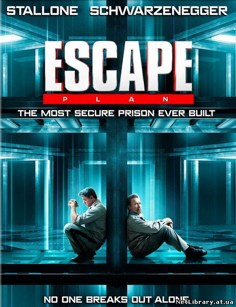 План втечі / Escape Plan (2013) укр дубляж онлайн